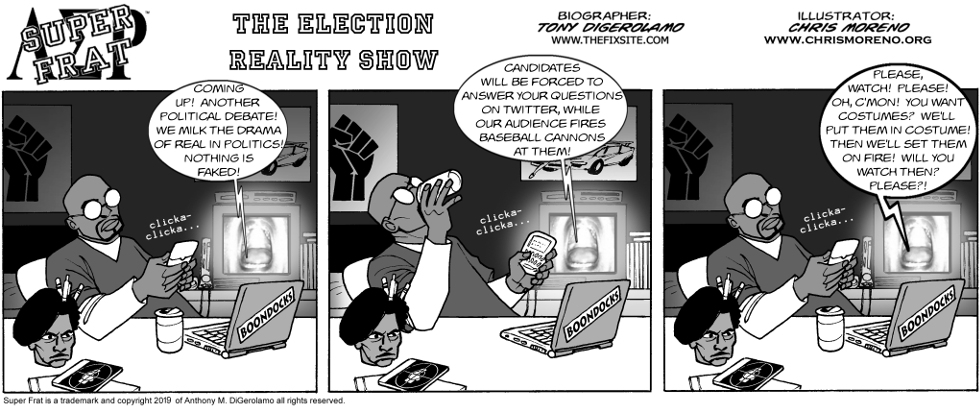 The Election Reality Show