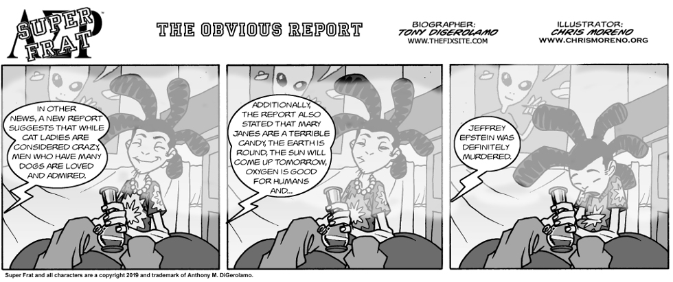 The Obvious Report