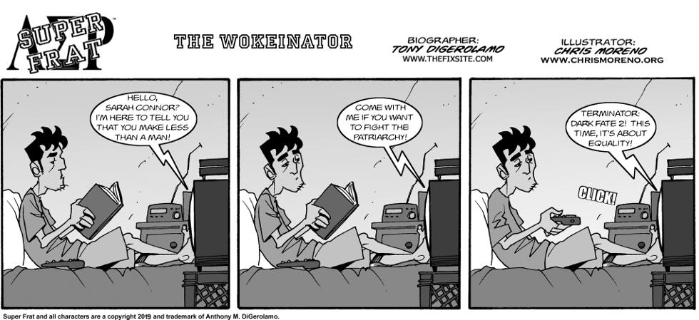 The Wokeinator