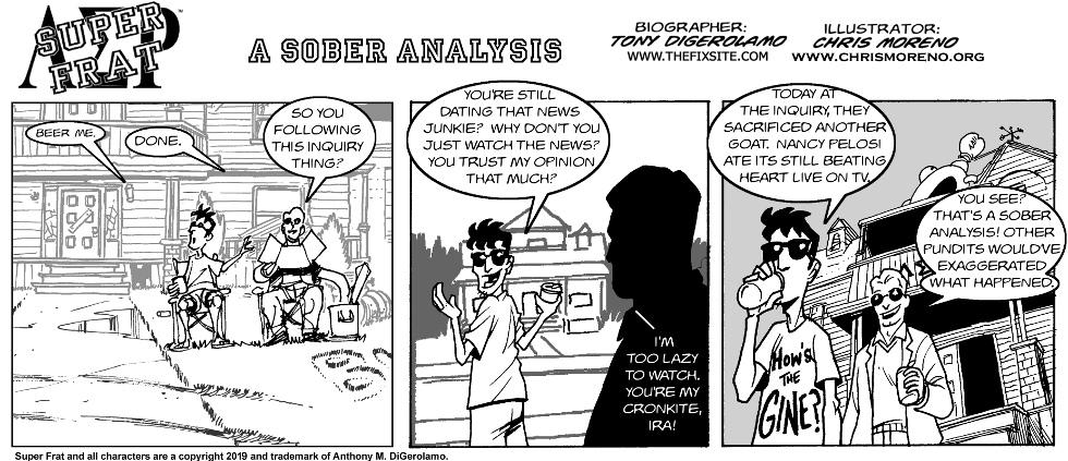 A Sober Analysis