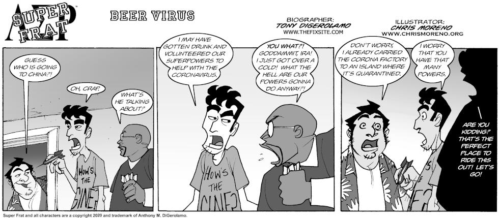 Beer Virus