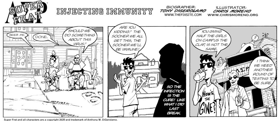 Injecting Immunity
