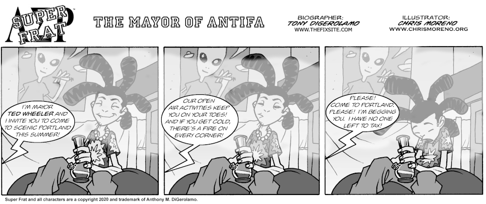 The Mayor of Antifa