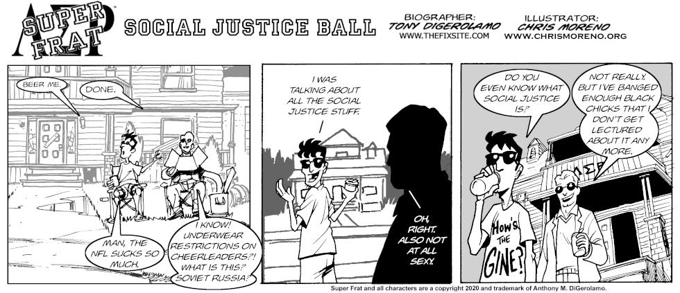 Social Justice Ball