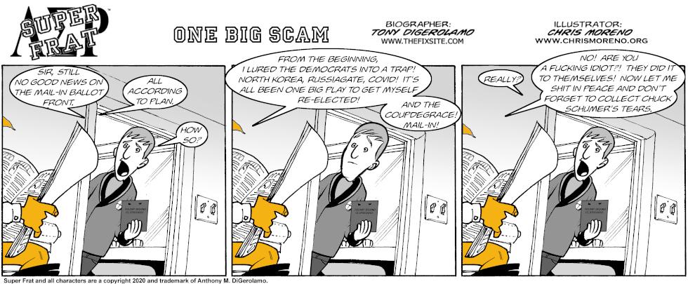 One Big Scam