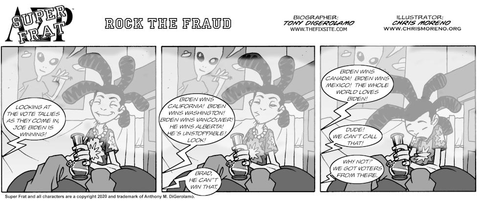 Rock the Fraud