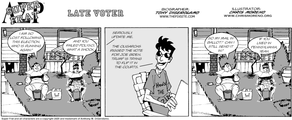 Late Voter
