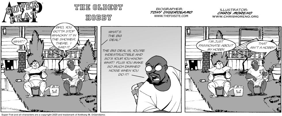 The Oldest Hobby