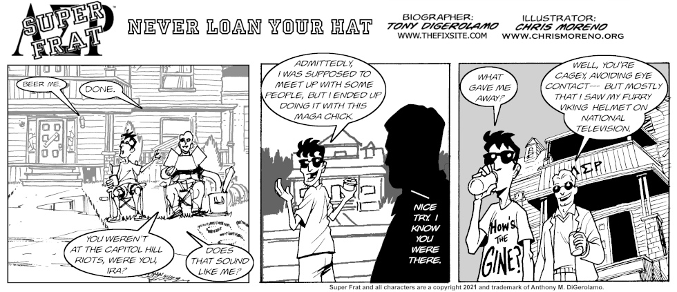 Never Loan Your Hat