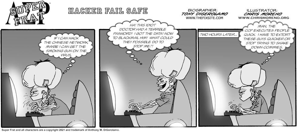 Hacker Fail Safe