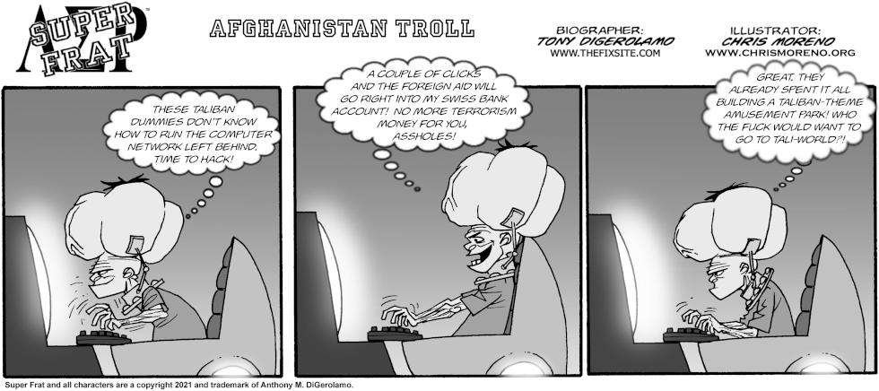 Afghanistan Troll