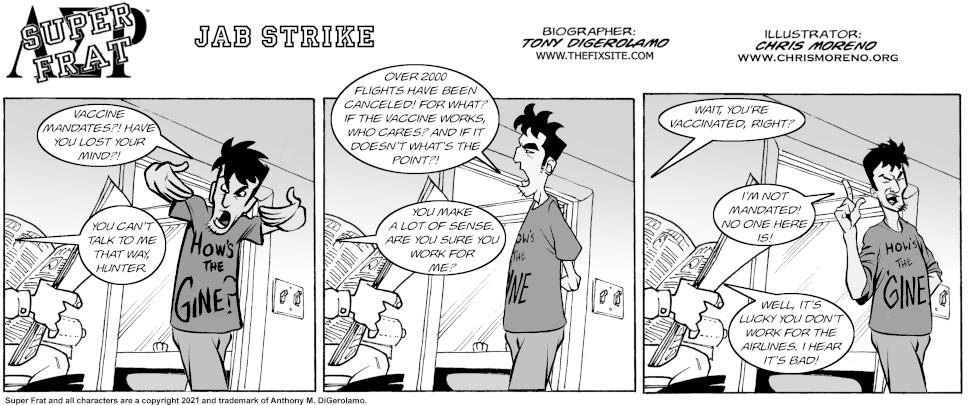 Jab Strike